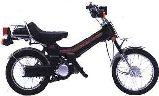 Honda Motorcycles Urban Express