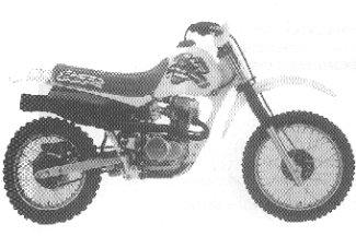 2000 honda xr80 manual