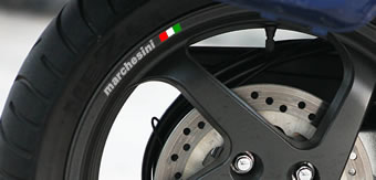 Marchesini Rim Decals